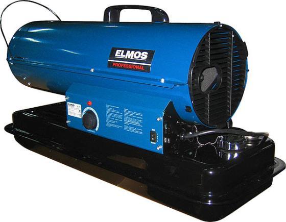 Тепловая пушка Elmos DH-11 10000 Вт синий