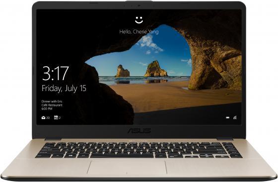 Ноутбук ASUS VivoBook 15 X505ZA-BQ071T 15.6 1920x1080 AMD Ryzen 5-2500U 1 Tb 8Gb AMD Radeon Vega 8 Graphics золотистый Windows 10 Home 90NB0I18-M06220 ноутбук vpcz21v9r mmcre28gqdxp mvb 1 8