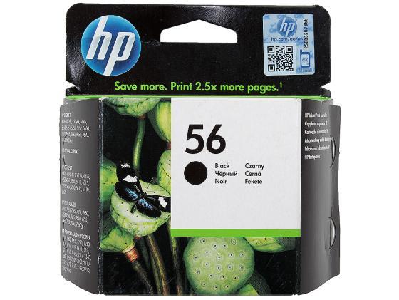 все цены на Картридж HP C6656AE №56 для PSC11xx-13xx 21xx 2210 2410 DJ450 55xx 5850 96xx черный онлайн