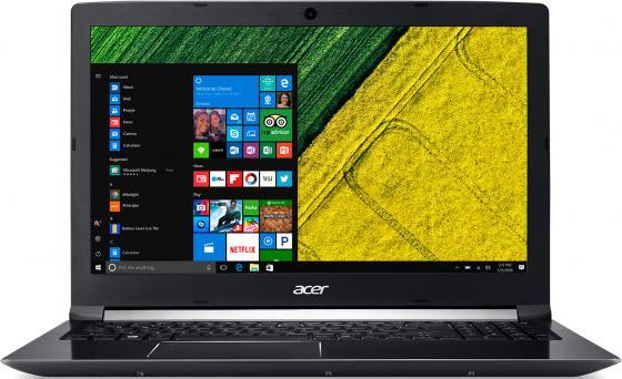 Ноутбук Acer Aspire A715-72G-77A0 15.6 1920x1080 Intel Core i7-8750H 1 Tb 128 Gb 8Gb nVidia GeForce GTX 1050Ti 4096 Мб черный Linux NH.GXCER.004 ноутбук acer aspire a715 72g 758j nh gxber 009