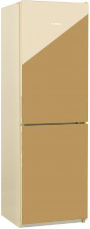лучшая цена Холодильник Nord NRG 119 542 золотистый
