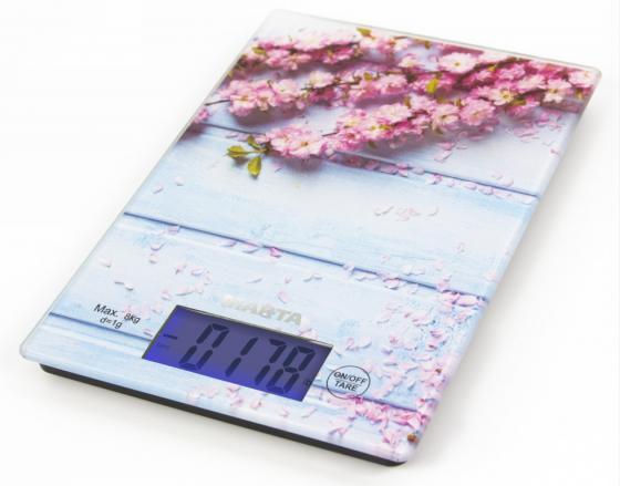 MARTA MT-1633 Весы весенние цветы