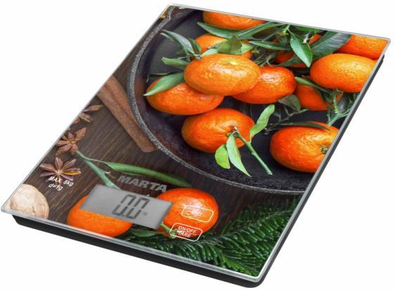 MARTA MT-1636 Весы сладкий мандарин