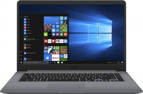 Ноутбук ASUS VivoBook K510UN-BQ502T 15.6 1920x1080 Intel Core i5-8250U 1 Tb 128 Gb 8Gb nVidia GeForce MX150 2048 Мб черный Windows 10 90NB0GS5-M09130 ноутбук asus vivobook s15 s510un bq219t 15 6 1920x1080 intel core i5 8250u 1 tb 6gb nvidia geforce mx150 2048 мб серый windows 10 home 90nb0gs5 m03170