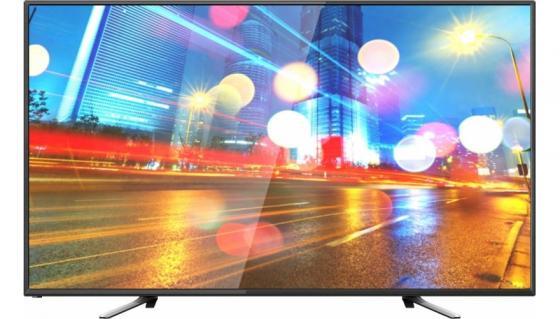 Телевизор LED 55 Hartens HTV-55F01-T2C/A7 черный 1920x1080 Wi-Fi Smart TV S/PDIF