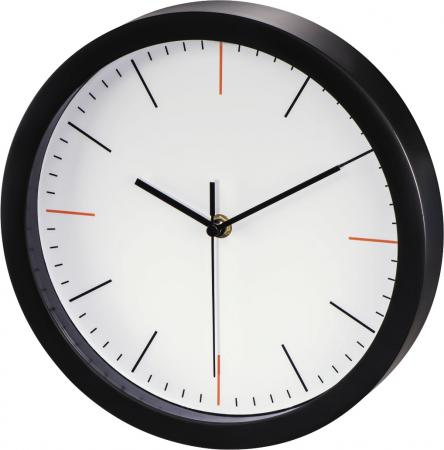 Часы настенные аналоговые Hama MaxR белый все цены