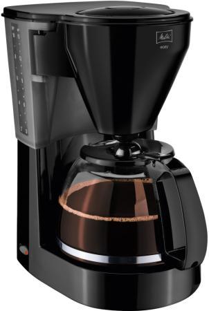 Кофеварка Melitta Easy II 1050 Вт черный цена и фото