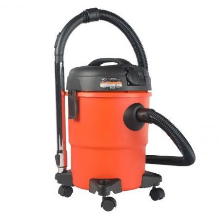 Промышленный пылесос Patriot VC 205 сбор жидкостей сухая влажная уборка оранжевый