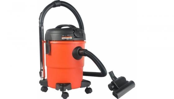 Промышленный пылесос Patriot VC 206T сбор жидкостей сухая влажная уборка оранжевый