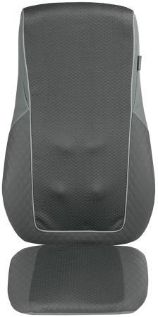 Массажная накидка Medisana MC 824 60Вт серый/черный массажная накидка medisana mc 818 серый черный