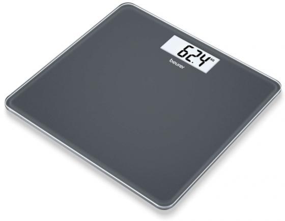 Весы напольные электронные Beurer GS213 макс.180кг серебристый