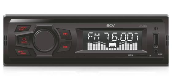 цена на Автомагнитола ACV AVS-1701R 1DIN 4x15Вт