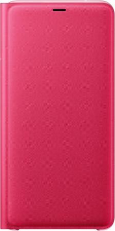 цена на Чехол (флип-кейс) Samsung для Samsung Galaxy A9 2018 Wallet Cover розовый (EF-WA920PPEGRU)