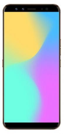 Смартфон ARK GOME U7 Mini черный 5.47 64 Гб LTE Wi-Fi GPS 3G Bluetooth смартфон ark zoji s12 красный 5 8 гб wi fi gps 3g