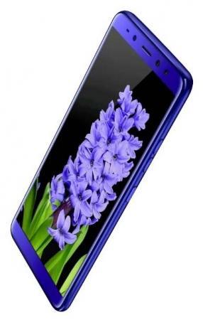 Смартфон ARK Hercls L925 синий 5.7 64 Гб LTE Wi-Fi GPS 3G Bluetooth смартфон ark zoji s12 красный 5 8 гб wi fi gps 3g