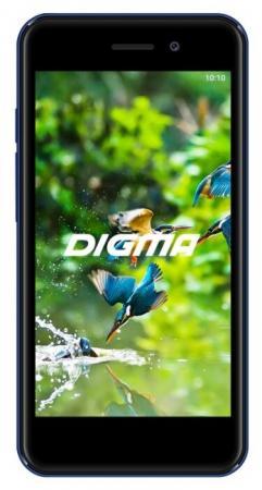 цена на Смартфон Digma LINX A453 3G синий 4.5 8 Гб Wi-Fi GPS 3G LT4038PG