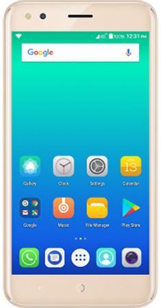 "Смартфон Micromax Q440 BOLT Ultra 2 шампань 5"" 16 Гб LTE Wi-Fi GPS 3G все цены"