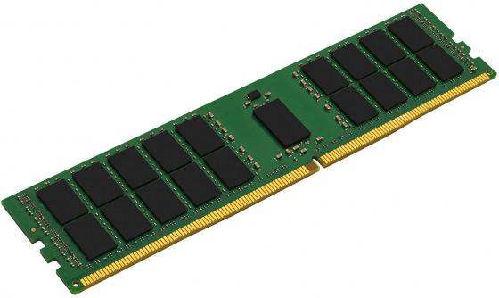 цены Оперативная память 16Gb (1x16Gb) PC4-19200 2400MHz DDR4 DIMM ECC ECC Registered CL17 Kingston KSM24RD8/16HAI