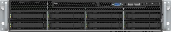Сервер Intel R2308WFTZS 975887 цена и фото