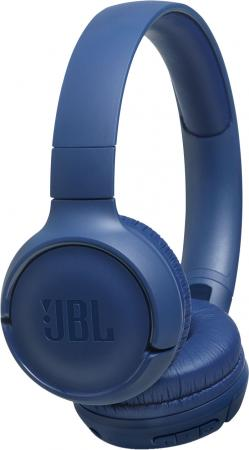 Гарнитура JBL TUNE 500BT синий цены онлайн