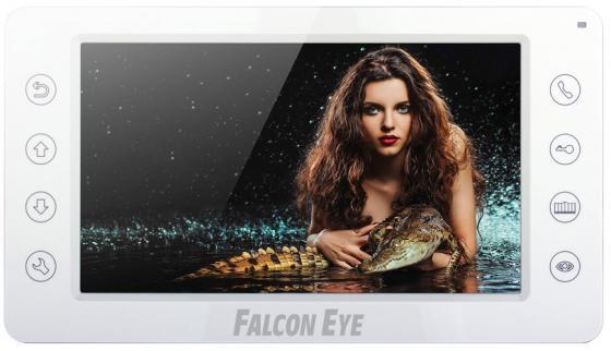 Видеодомофон Falcon Eye FE-70CH ORION белый цена
