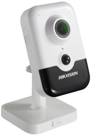 Фото - Видеокамера Hikvision DS-2CD2443G0-I CMOS 1/3 4 мм 2688 x 1520 Н.265 H.264 RJ-45 PoE белый черный видеокамера