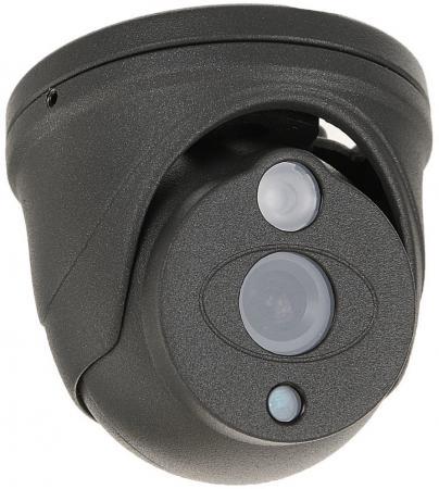 все цены на Камера видеонаблюдения Falcon Eye FE ID80C/10M 3.6-3.6мм цветная корп.:серый онлайн