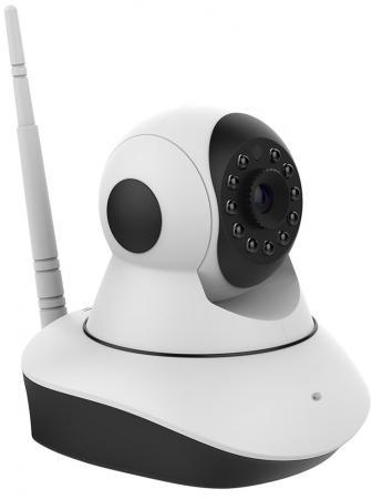 Видеокамера Rubetek RV-3415 CMOS 3.6 мм 1920 x 1080 H.264 Ethernet LAN белый черный