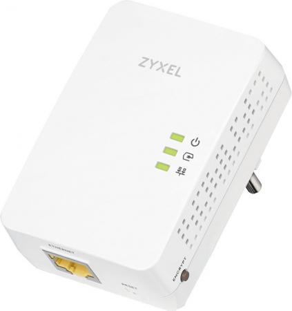 Сетевой адаптер HomePlug AV Zyxel PLA5405V2-EU0201F PLA5405V2 Ethernet (упак.:2шт) цена и фото