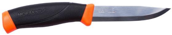 Нож Mora Companion (11824) разделочный лезв.103мм оранжевый нож morakniv companion black длина лезвия 103мм