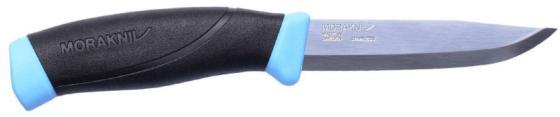 Нож Mora Companion (12159) разделочный лезв.103мм голубой нож morakniv companion black длина лезвия 103мм