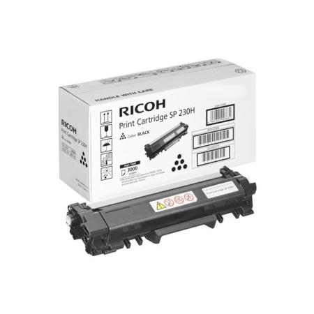Фото - Тонер-картридж Ricoh SP 230H для SP 230DNw/SP 230SFNw. Чёрный. 3 000 страниц. high quality compatible projector lamps with housing sp 82y01gc01 bl fp180b for ep7150