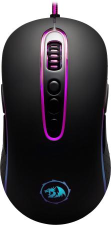 Мышь проводная Redragon Phoenix 2 чёрный USB