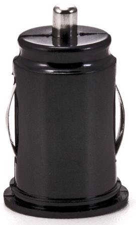 Фото - Автомобильное зарядное устройство Gmini GM-CC-158-2USB 2.1/1А 2 х USB черный автомобильное зарядное устройство orico ucl 2u bk 2 х usb 1 2 4 а черный