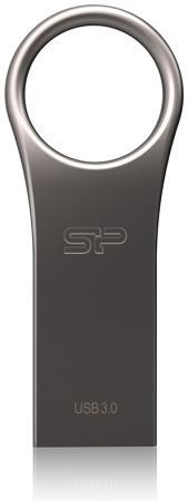 Флешка 128Gb Silicon Power SP128GBUF3J80V1T USB 3.0 серебристый цена