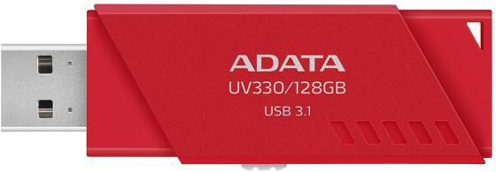 Фото - Флеш накопитель 128GB A-DATA UV330, USB 3.1, Красный usb флеш накопитель perfeo 4gb c04 красный