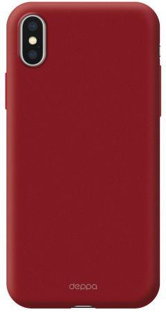 Купить Чехол Deppa Чехол Air Case для Apple iPhone Xs Max, красный, Deppa