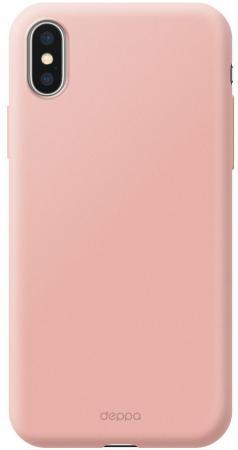 Купить Чехол Deppa Чехол Air Case для Apple iPhone Xs Max, розовое золото, Deppa