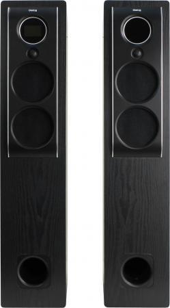 Колонки Dialog Progressive AP-2500 BLACK 2.0 (110W RMS, BT, FM, USB, DSP,Optical,Coaxial,ДУ) стоимость