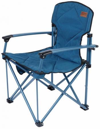 Кресло Camping World Dreamer Chair blue (4,8 кг, чехол, мягкое сиденье, карманы, цвет-синий)