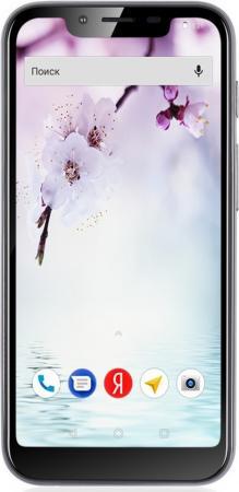 "Смартфон Fly View Max графитовый 5.5"" 16 Гб LTE Wi-Fi GPS 3G Bluetooth цена и фото"