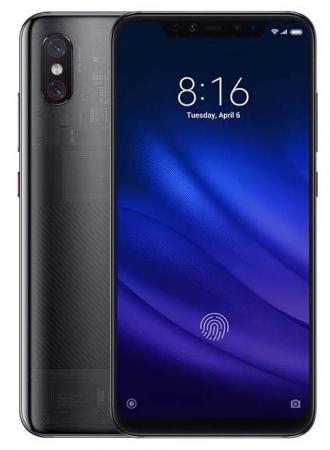Смартфон Xiaomi Mi 8 Pro титан 6.21 128 Гб NFC LTE Wi-Fi GPS 3G Bluetooth M1807E8A смартфон asus zenfone max pro zb602kl черный 6 32 гб nfc lte wi fi gps 3g 90ax00t1 m00050
