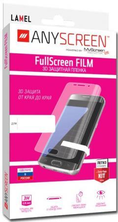 Пленка защитная Lamel 3D FullScreen FILM для Nokia 5, ANYSCREEN защитная пленка fullscreen film 3d для huawei honor view 10 v10 anyscreen