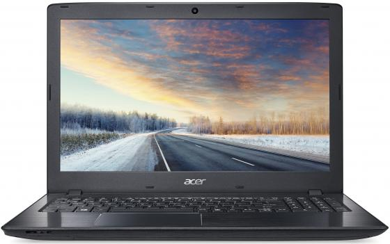Ноутбук Acer Aspire E5-576-378B Core i3 8130U/8Gb/1Tb/SSD128Gb/Intel HD Graphics 620/15.6/IPS/FHD (1920x1080)/Windows 10/black/WiFi/BT/Cam ноутбук lenovo v310 15isk core i3 6006u 4gb 1tb intel hd graphics 620 15 6 fhd 1920x1080 windows 10 professional black wifi bt cam