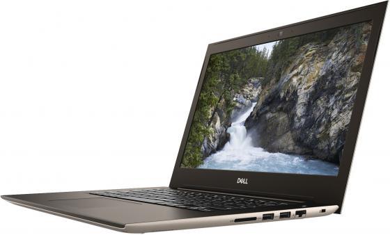 Ноутбук Dell Vostro 5471 Core i5 8250U/8Gb/SSD256Gb/AMD Radeon 530 2Gb/14/FHD (1920x1080)/Linux/rose gold/WiFi/BT/Cam