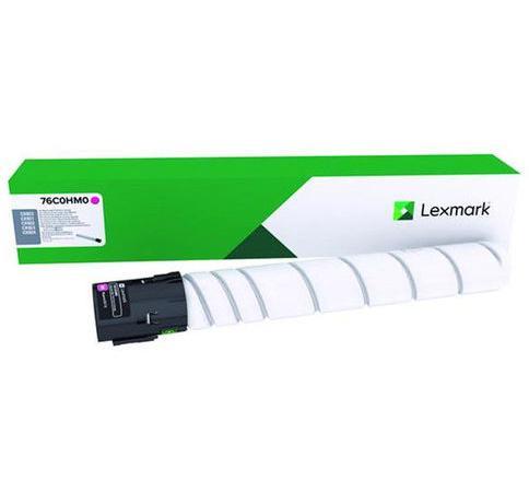 Фото - Картридж Lexmark пурпурный 34 тыс. стр. с тонером высокой емкости для CS923, CX921, CX922, CX923, CX924 картридж lexmark высокой емкости с черным тонером cs923