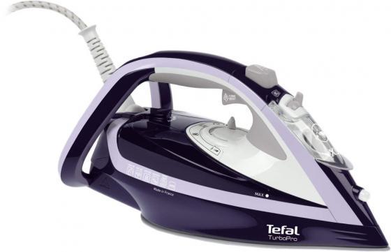Утюг Tefal FV5615 2600Вт фиолетовый белый