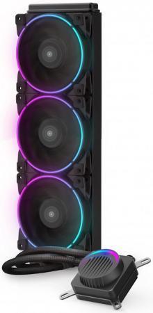Комплект водяного охлаждения PCCooler GI-AH360C CORONA RGB LGA2066/2011/1366/115х/775/AM4/FM1/2/2+/AM2/2+/3/3+ (8шт/кор, TDP 350W, 4 pin 12V RGB подсветка, 3х120mm PWM VortexPro FAN) RET комплект водяного охлаждения pccooler gi ah360c corona rgb lga2066 2011 1366 115х 775 am4 fm1 2 2 am2 2 3 3 8шт кор tdp 350w 4 pin 12v rgb подсветка 3х120mm pwm vortexpro fan ret