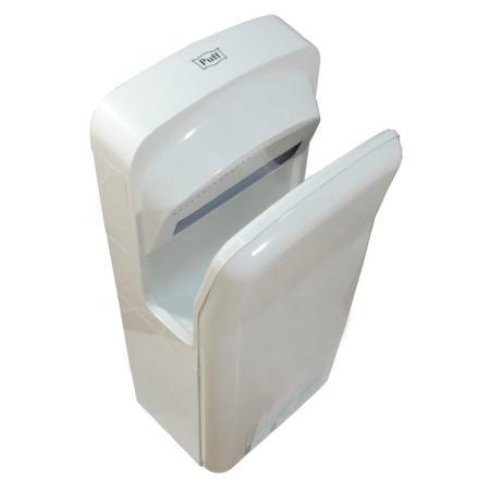 Сушилка для рук Puff 8878B (1401.340) 2000Вт белый