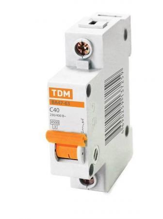 Автомат ТДМ SQ0218-0005 25А 4.5кА автомат tdm sq0218 0021